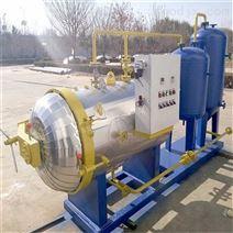 翰德环保直销无害化处理设备100KG湿化机