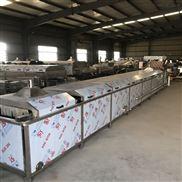 福建竹笋蒸煮机生产线