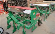 三行軸傳動式玉米單粒播種機
