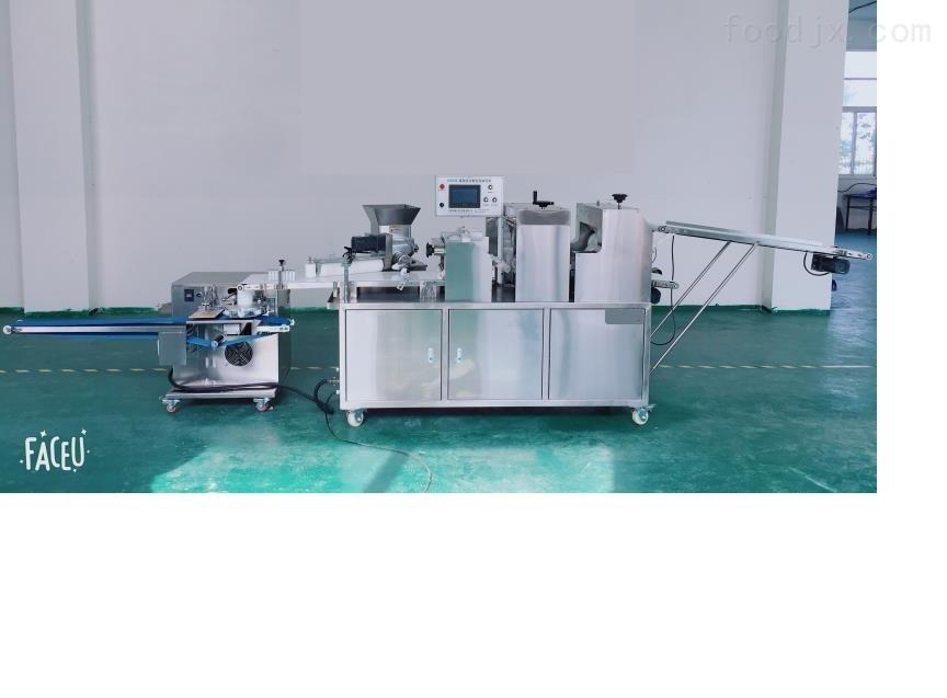SRSM-III三道擀面绿豆饼机