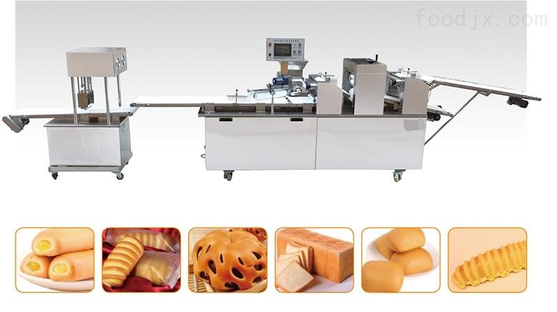 蜂巢面包生产线