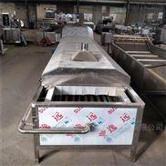 厂家供应藕片蒸煮机果蔬漂烫机加工设备