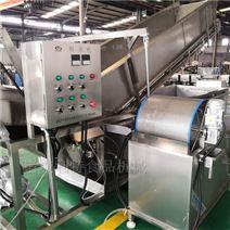 鴨翅解凍機蒸汽加熱式解凍耗能低