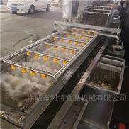 鼓泡式黄花菜清洗机