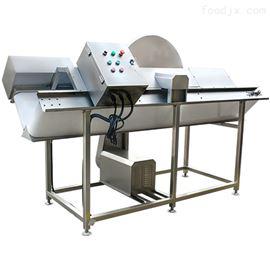 分半机切菜设备~大型不锈钢白菜冬瓜分半机