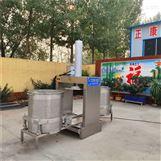 黄酒立式双桶轮换压榨液压脱水机