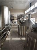 赫爾曼廠家直銷啤酒設備HEM-D糖化四器設備