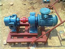 红旗牌LCW-100/0.6罗茨型油泵