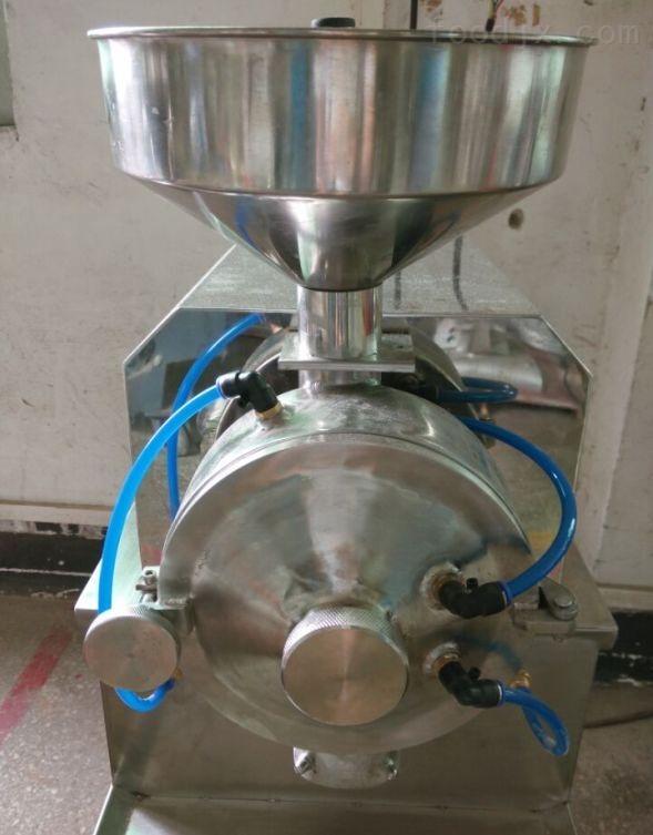 冬虫夏草磨粉机保养与使用方法