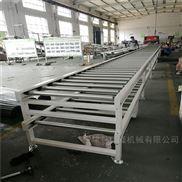 动力滚筒输送机PLC控制滚轮输送线
