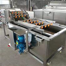 美康肉類解凍清洗機-氣泡解凍機生產廠家