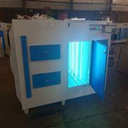 塑料厂烟气净化设备塑料车间光氧净化原理