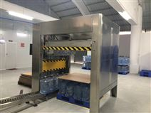 桶裝水生產線設備一全自動碼垛機惠州鑫意明