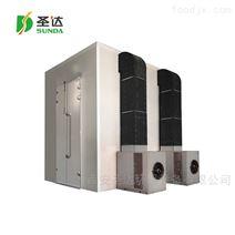 节能省电干净卫生的空气能茶树菇烘干设备