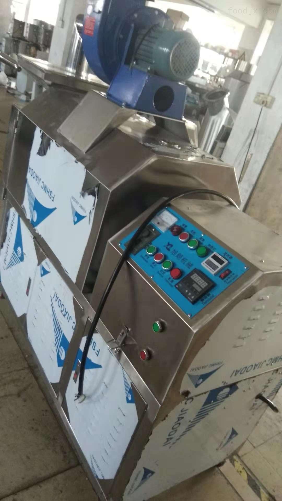 电加热炒干果机|全不锈钢炒货机|糖炒栗子机