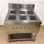 燃气灶-四川厨具公司六眼煲仔炉