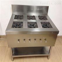 厨房设备厂六眼煲仔炉