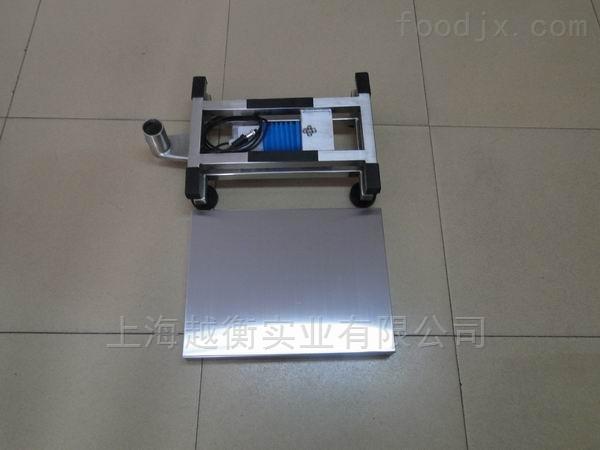 不锈钢电子台秤,防水台秤200千克
