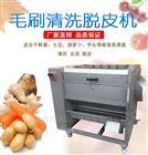土豆清洗机生姜脱皮机