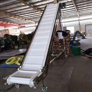 食品清洗塑钢链板输送机厂家直营