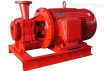臥式單級切線消防泵組