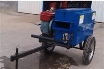 4BC-350A新型牵引式甘蔗剥叶机