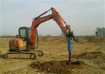 德運挖坑機