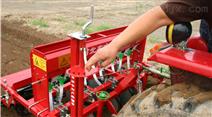 小麦圆盘播种机器