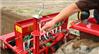 小麥圓盤播種機器
