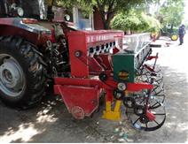 机械式精量施肥机