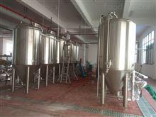 500-10000L啤酒发酵设备