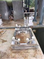 DCS-HT-G自来水2吨不锈钢钢瓶秤 2.5T防腐蚀氯瓶称