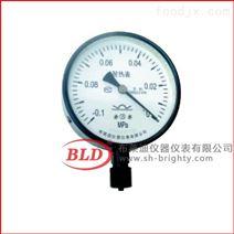 上海布莱迪耐热压力表 径向