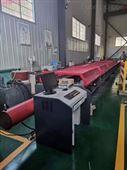 机架整体钢板焊接框架风力发电锚栓拉力机