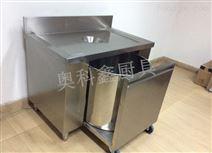 成都廚房設備公司柜式收餐臺