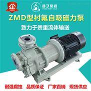 ZMD型氟塑料自吸式磁力泵衬氟泵