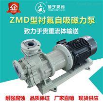 ZMD型氟塑料自吸式磁力泵襯氟泵