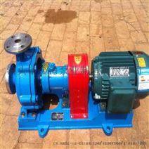 大排量自吸式油罐車離心油泵 CYZ臥式泵