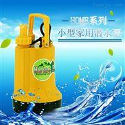 90W功率HOME-9塑料清水潜水泵