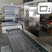 DLZ520拉伸膜智能拉伸膜连续真空包装机