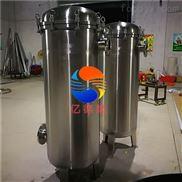 159*410*1/4-6T-不锈钢304/316污水多袋大流量前置过滤器