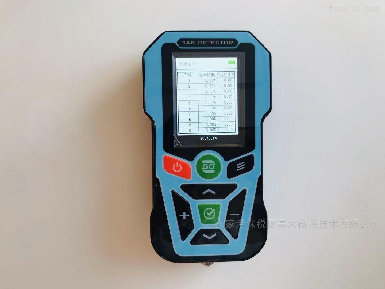 手持式O₂/CO₂检测仪 分析仪