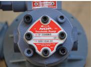 日本nop齒輪泵TOP-216HB油泵不帶溢流閥