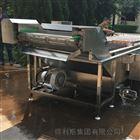 DLSQX-4氣泡式秋葵清洗機