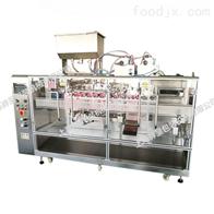 180N全自动小型食品包装设备不锈钢洗衣液包装机