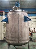 广东3000升电加热反应釜 PU跑道胶生产设备