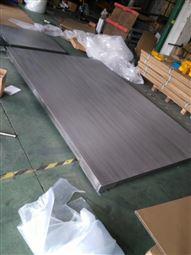 黄冈1吨不锈钢平台秤 2T防腐蚀电子地磅