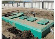 地埋式一体化屠宰污水处理设备