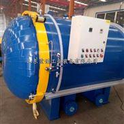 ZN-1000-重諾食用菌供應商金針菇菌棒高溫高壓滅菌鍋
