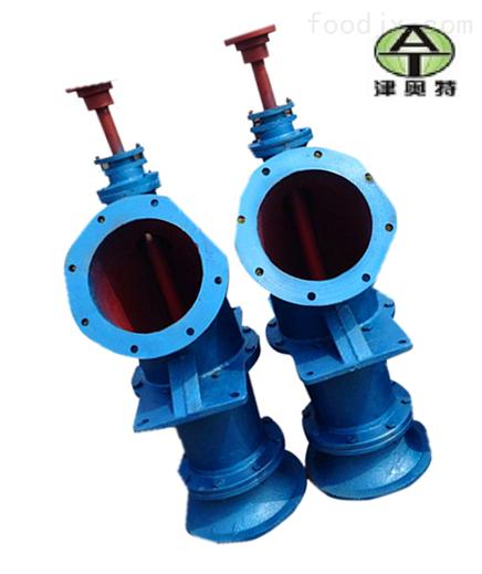 500-100系列带滑轮的无堵塞轴流式潜水泵